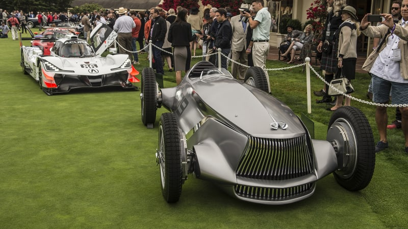 2017 Pebble Beach Concept Car Lawn: A unique chance to see concepts in one place