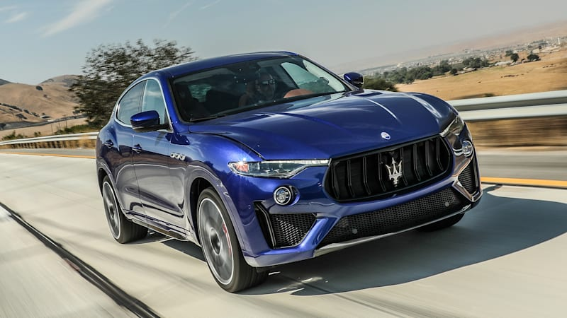 2019 Maserati Levante Trofeo / GTS First Drive Review