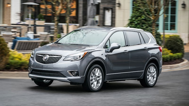 2019 Buick Envision First Drive Review