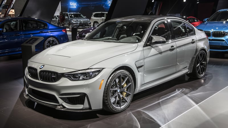 2018 bmw m3 cs revealed this is the baddest 3 series on. Black Bedroom Furniture Sets. Home Design Ideas