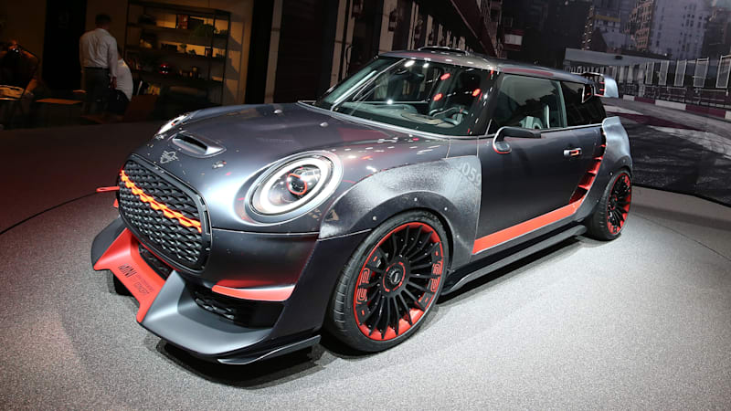 Latest Mini John Cooper Works Gp Is A Radical Looking