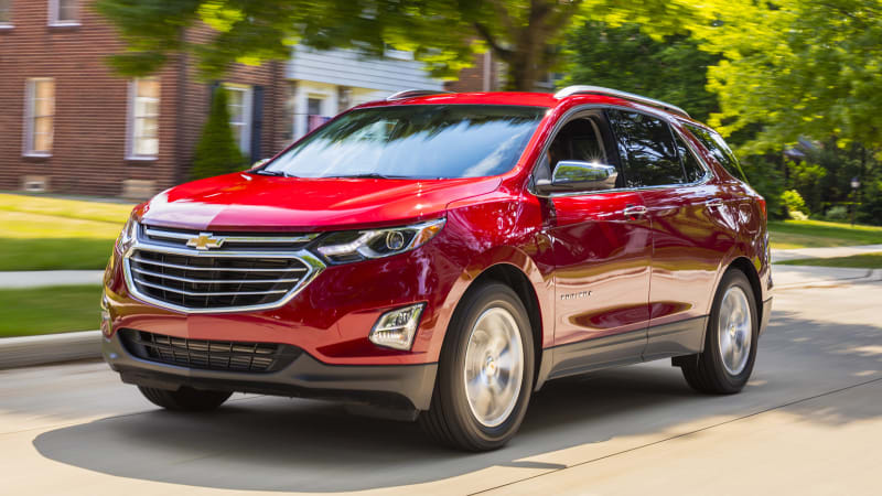 2018 chevrolet equinox diesel first drive review an odd duck but a capable one chevrolet. Black Bedroom Furniture Sets. Home Design Ideas