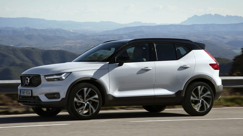 2018 Volvo Xc40 First Drive Review And Analysis Autoblog