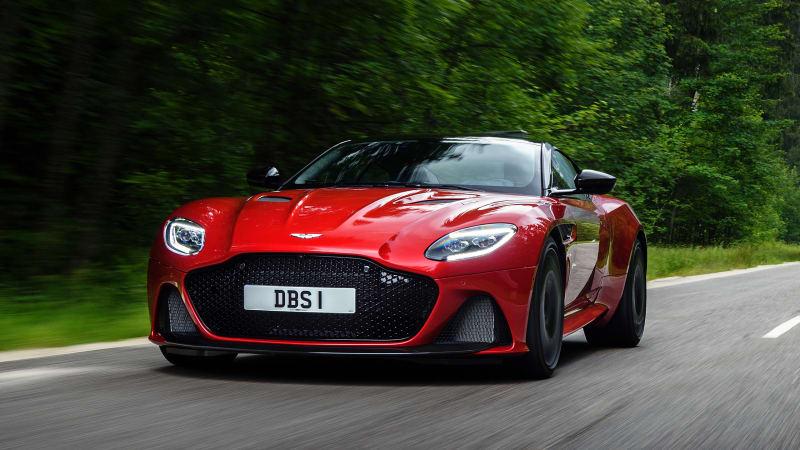 2019 Aston Martin Dbs Superleggera First Drive Review Autoblog