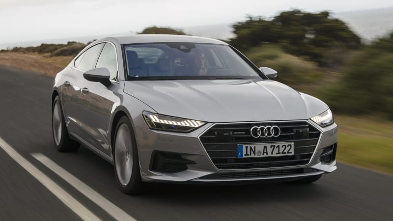 Audi A7 First Drive Review