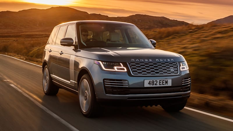 2019 Range Rover 400e PHEV First Drive Review