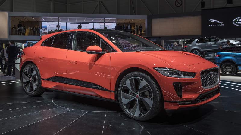 2019 Jaguar I Pace Ev Design Specs Mileage Price >> Jaguar I Pace Ev Crossover Specs And Pictures Revealed