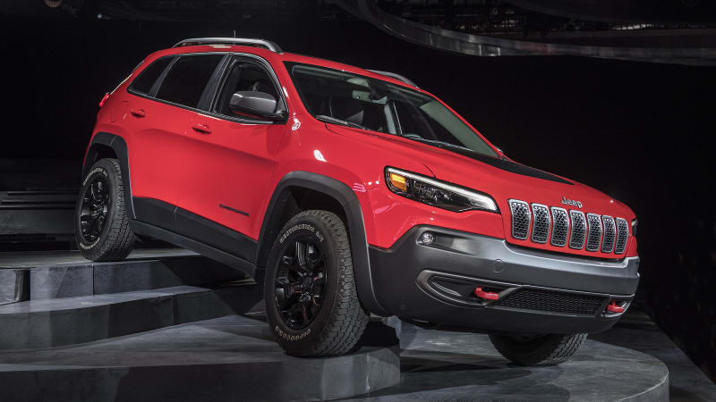 2018 Jeep Compass: Changes, Powertrains, Price >> The 2019 Jeep Cherokee Has A New Refresh That Gives It A