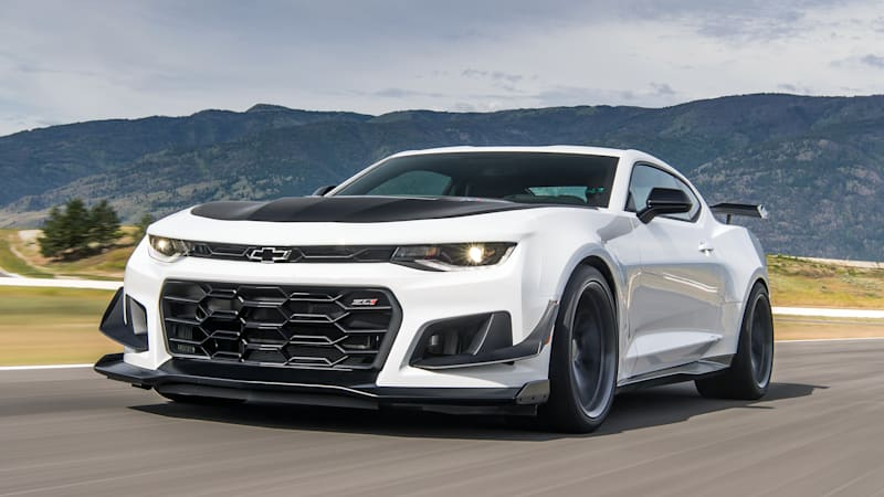 Aero And The Beast 2018 Chevy Camaro Zl1 1le First Drive