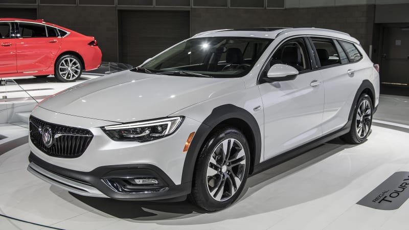 2018 Buick Regal Tourx Wagon Full Pricing Autoblog