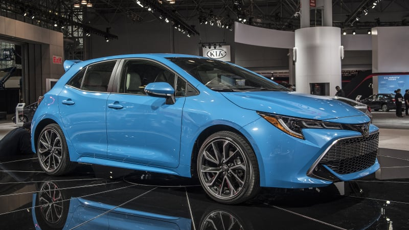 Toyota Corolla Hatchback Is More Interesting Than You Might Think