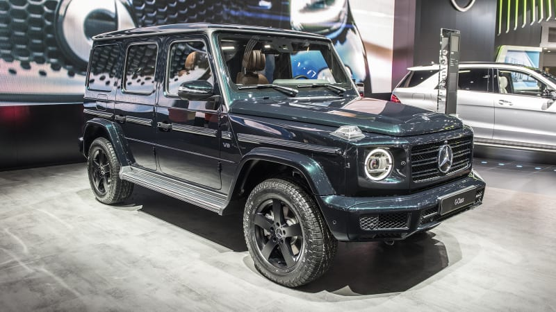 Cost Of G Wagon Car