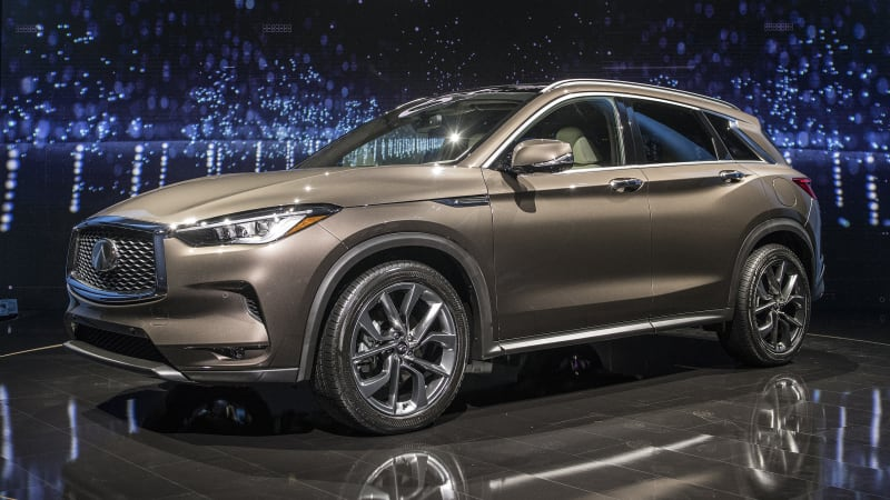 Infiniti Certified Pre Owned >> 2019 Infiniti QX50 variable compression ratio engine - Autoblog