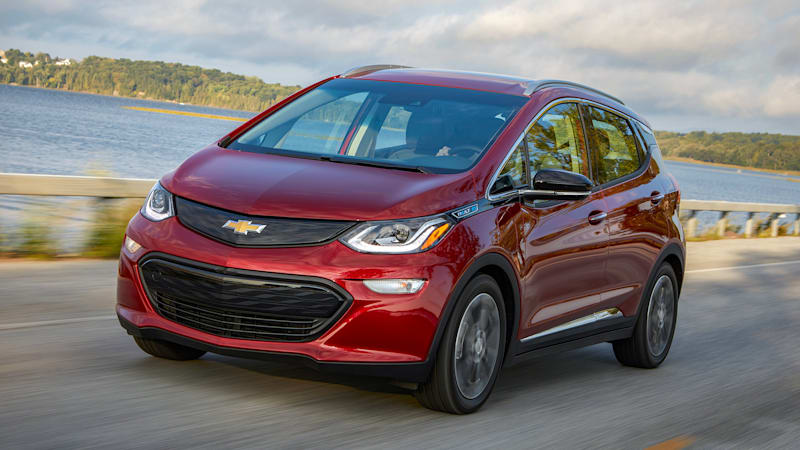 Chevrolet Bolt And Volt Our First Drive Review Of The 2019 Models