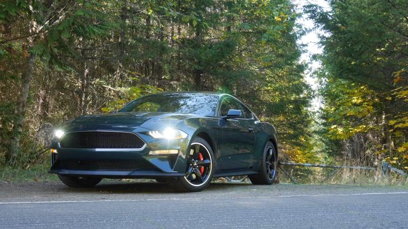 2019 Ford Mustang Bullitt Quick Spin Review
