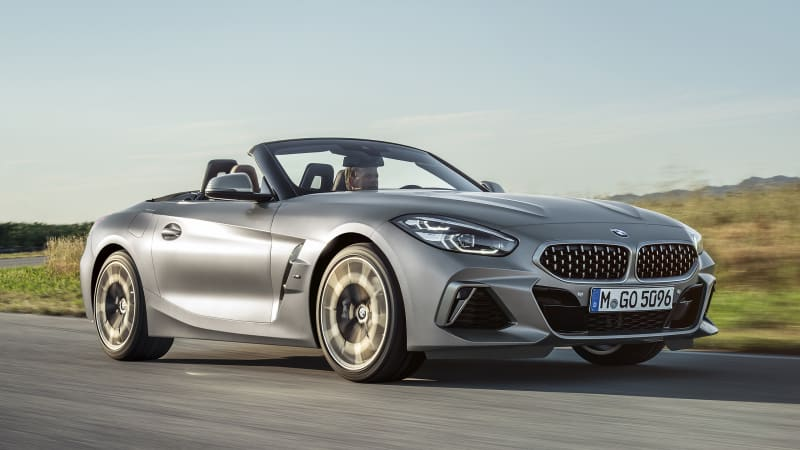 2020 BMW Z4 First Drive Review