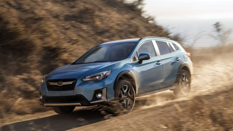 2019 Subaru Crosstrek Hybrid First Drive Review
