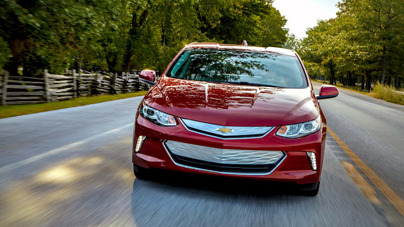 From Moonshot To Compact Car The Evolution Of Chevy Volt