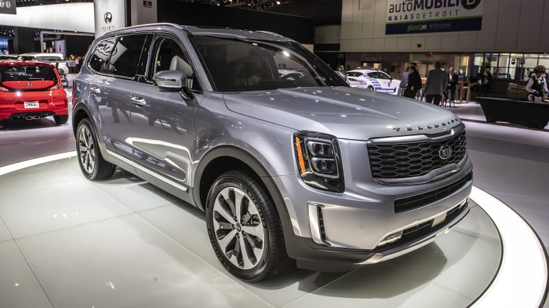 2020 Kia Telluride Reviews | Price, specs, features and ...