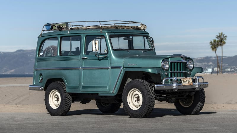 1962 Jeep Willys Wagon First Drive Review