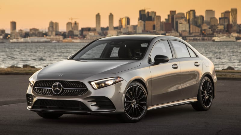2019 Mercedes-Benz A-Class pricing announced | Autoblog