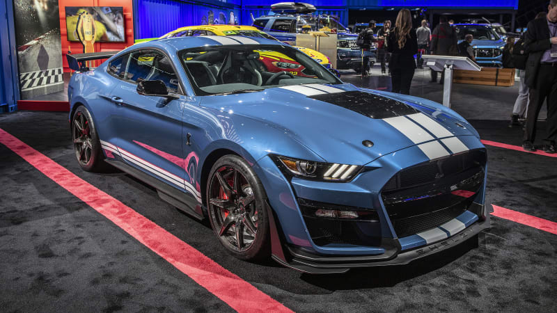 2019 Ford Shelby Gt500 >> 2020 Ford Mustang Shelby Gt500 Revealed Should Be Amazing
