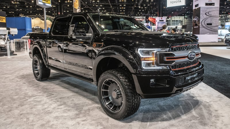 Ford F-150 Harley-Davidson is back, but not from the Blue Oval