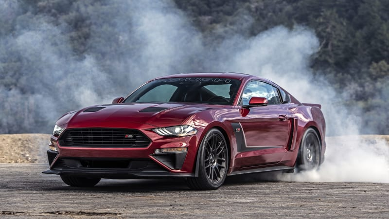 2019 Roush Mustang Stage 3 First Drive Review