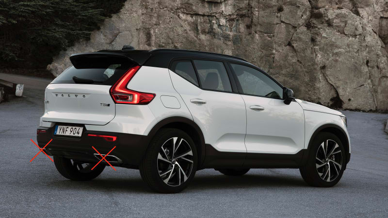 Volvo Xc40 To Get Pure Electric Variant For 2020 Autoblog