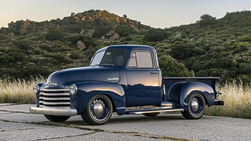 Icon Chevy Thriftmaster Pickup First Drive Review