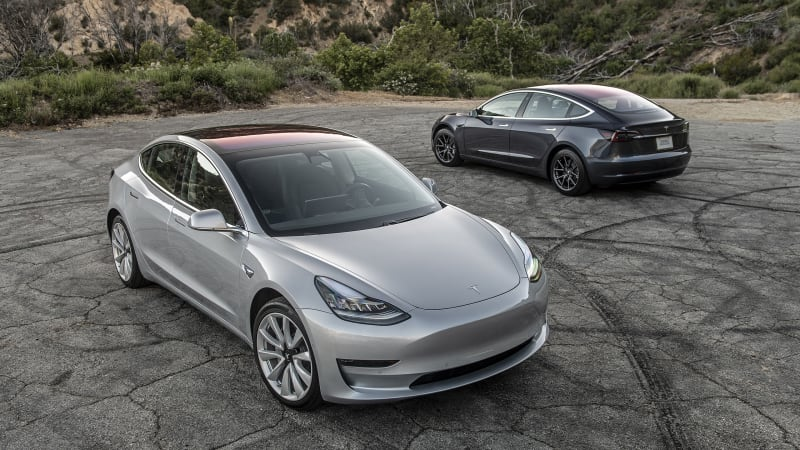Tesla 93-mile-range Model 3 takes advantage of $5,000 Canada