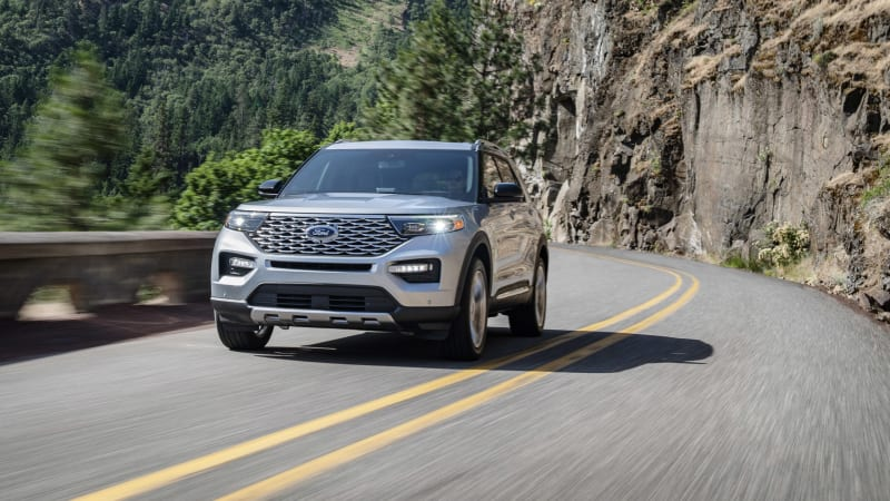 2020 Ford Explorer First Drive Review
