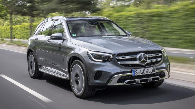 2020 Mercedes Benz Glc 300 First Drive Review What S New Mbux Tech Update And Driving Impressions Autoblog