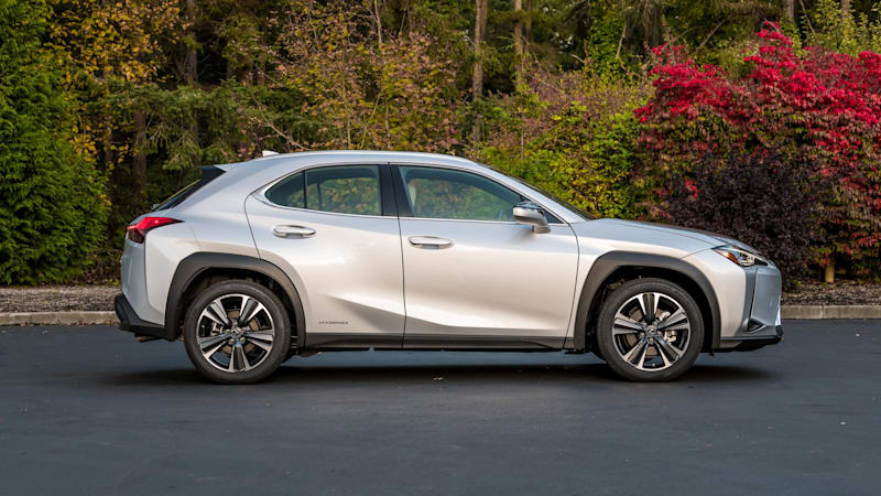 2022 Lexus UX will get new colours and a single new function