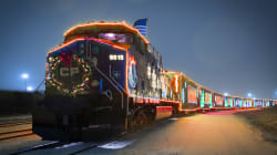 CP Holiday Train Rounds Out 20 Years Of Festive