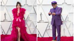 Les pires looks des Oscars