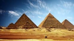 Une chambre secrète est trouvée dans la grande pyramide de