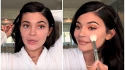 Top 3 des astuces maquillage de Kylie