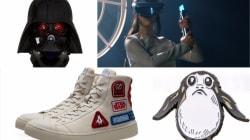 5 regalos cool para un fan de Star Wars: de los drones a los tenis de la