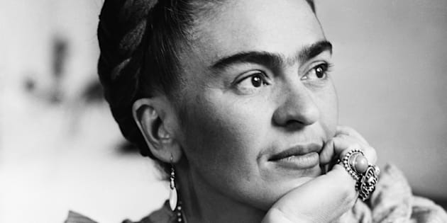 Frida Kahlo (1910-1954).