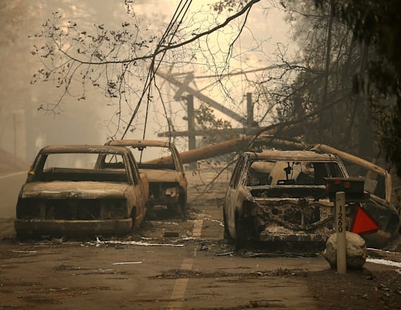 Survivors of deadly fire say warnings came too late