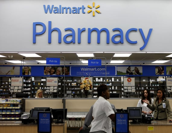 Anthem, Walmart team up on over-the-counter drugs