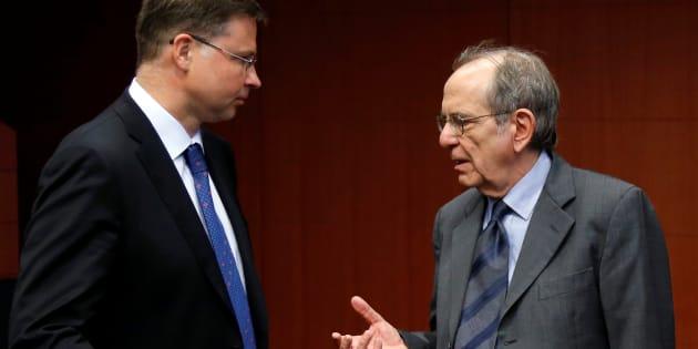 UE, giudizio finale sulla manovra in primavera