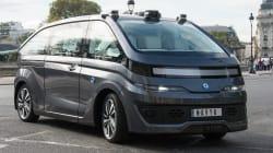 Navya Cab, le taxi autonome français qui veut concurrencer