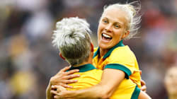 How A Matildas Midfielder Mastered A High School Game To Become A