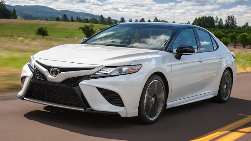 2018 Toyota Camry XSE V6 Drivers' Notes Review | More than a tool