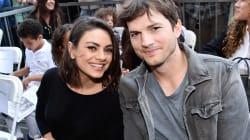 Mila Kunis révèle comment elle et Ashton Kutcher sont tombés
