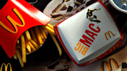 En hamburguesas, ¿qué tan subvaluado está el peso? (y dónde se vende la 🍔 más cara del