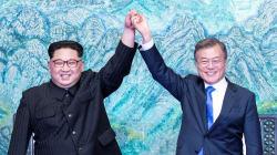Fin de la guerra de Corea: Kim y Moon aprueban la 'desnuclearización completa' de la