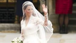 How Kate Middleton's Wedding Dress Was Kept A